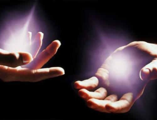 Практика энергозарядки предмета