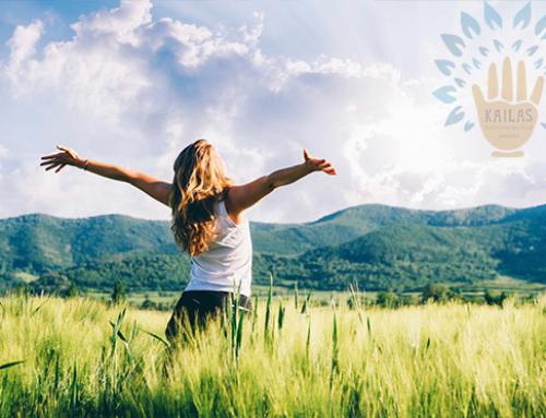 Несложное упражнение помогающее убрать проблемы со здоровьем