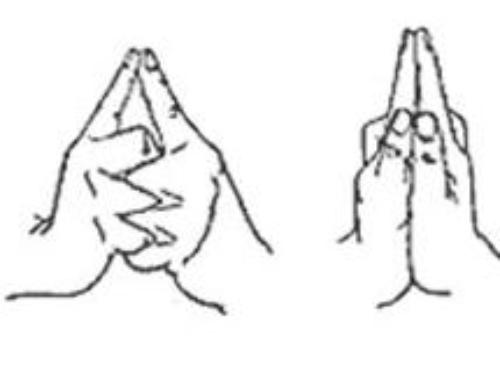 Ямабуси мудры — магические заклинания