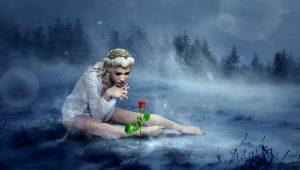 человек и цветок, счастье, счастливая жизнь, эзотерика кайлас, андрей дуйко