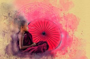 buddha flower