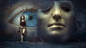 Женщина и маска. Что с нами будет в следующих жизнях?