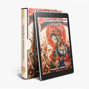 Ваджарное сердце Тибета, книга Андрей Дуйко